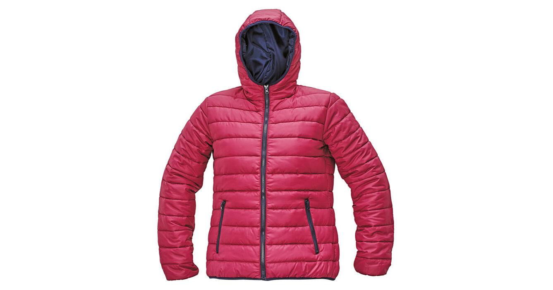 CRV FIRTH női téli kabát bélelt dzseki munkaruha munkaru