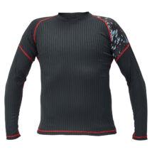 Assent OTAIO hosszú ujjú póló fekete - XS/S