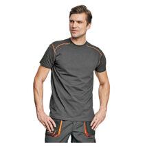 EMERTON STRETCH póló sötét szürke - L