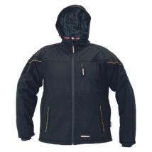 EMERTON Winter Softshell dzseki fekete - M