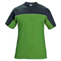 STANMORE póló zöld/fekete - S
