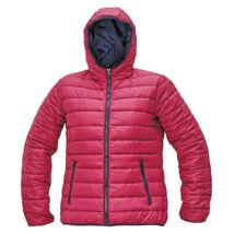 CRV FIRTH LADY kabát sötét rózsaszín - XS