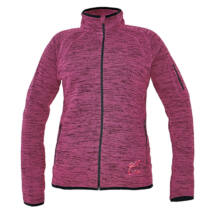 CRV KALIX LADY kabát sötét rózsaszín - XS