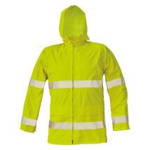 Cerva GORDON esőkabát fluo sárga - L
