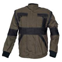Cerva MAX kabát barna/fekete - 38