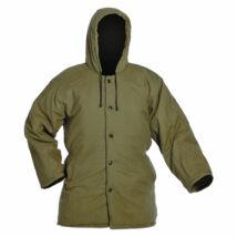 Cerva NORMA bélelt kabát zöld - S