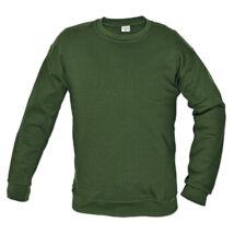 Cerva TOURS pulóver üveg zöld - S