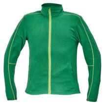 Cerva WESTOW pulóver zöld - S