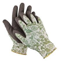 Cerva PINTAIL mártott nylon kesztyű zöld - 9