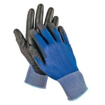 Cerva SMEW kesztyű nylon kék/fekete 6
