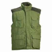 Bressan vadászmellény zöld - L