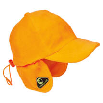 Covercap sapka fluo narancs téli
