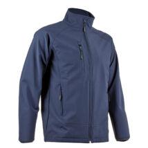 Coverguard Soba férfi softshell kabát navy - L