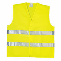 Fluo mellény ECO sárga - 2XL