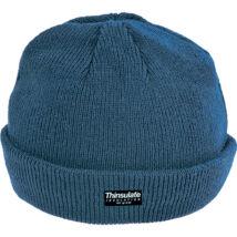 Kötött Thinsulate sapka - kék