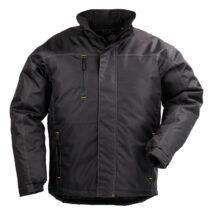 Orkan fekete vízhatlan kabát - S