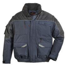 Ripstop dzseki 2/1 kék/fekete - L
