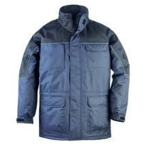 Ripstop kabát 4/1 kék/fekete - L