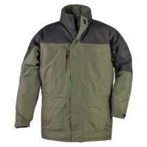 Ripstop kabát zöld/fekete - XL