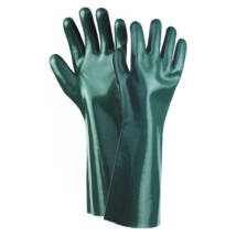 DG UNIVERSAL védőkesztyű zöld 45 cm - 10