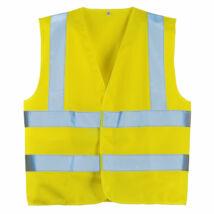 Fluo mellény sárga - XL