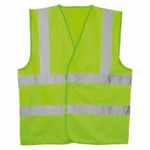 Hi-Viz mellény zöld - XL