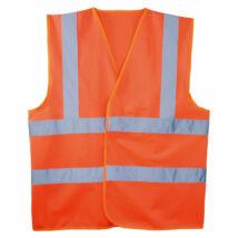 Jólláthatósági mellény narancs - XL
