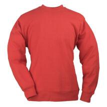 Kaus sweat pulóver piros - XL