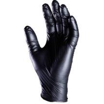 EP 5930 nitril fekete vizsgálókesztyű púder nélküli - 10