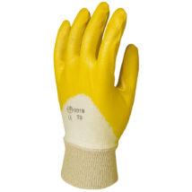 EP 9317 mártott sárga nitril kesztyű - 7