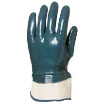 EP 9618 mártott kék nitril kesztyű - 8