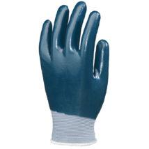EP 6287 szerelőkesztyű nitril mártott kék - 7