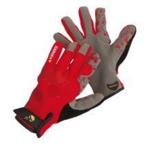Free Hand CRISTATA védőkesztyű piros 7