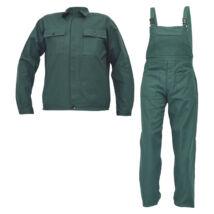 Fridrich RALF BE-01-005 munkaruha zöld - 44