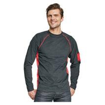 OS FAXE hosszú ujjú póló fekete - 3XL
