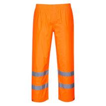 Portwest H441 fluo esőnadrág narancs - L