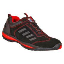 Portwest FW34 Steelite Lusum cipő piros S1P - 40
