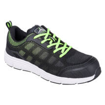 Portwest FT15 Steelite Tove Trainer cipő zöld S1P - 40