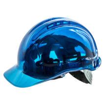 PV60 Peak View Plus átlátszó sisak szellőző kék