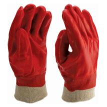 Rock 3202 PVC kesztyű vörös - 10