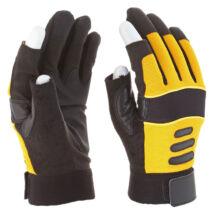 Rock MKSDP-3 kesztyű ujjvég nélküli - XL