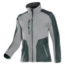 Sioen TORREON Softshell kabát szürke/fekete - XS