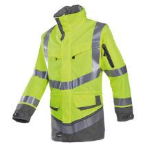 Sioen WINDSOR fluo kabát sárga/navy - XS