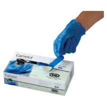Sir Safety Camelot vinyl kék kesztyű púderezett - M
