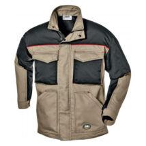 Sir Safety FUSION kabát khaki-fekete - 50/L