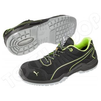 Puma Fuse TC Green ESD cipő S1P PUM-644210-40