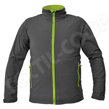CRV NAMSEN Softshell kabát fekete - S