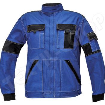 Cerva MAX SUMMER kabát kék/fekete - 44