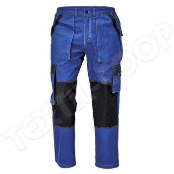Cerva MAX SUMMER nadrág kék/fekete - 44