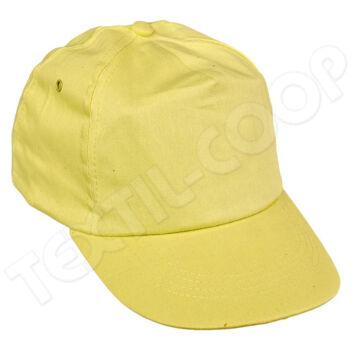 Cerva LEO baseball sapka sárga
